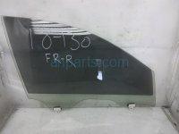 $75 Infiniti FR/RH DOOR GLASS WINDOW