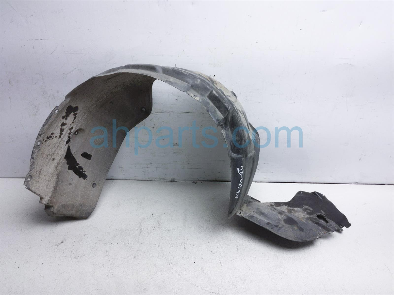 2001 Toyota Camry Front Passenger Inner Fender Liner 53875 06021 Replacement