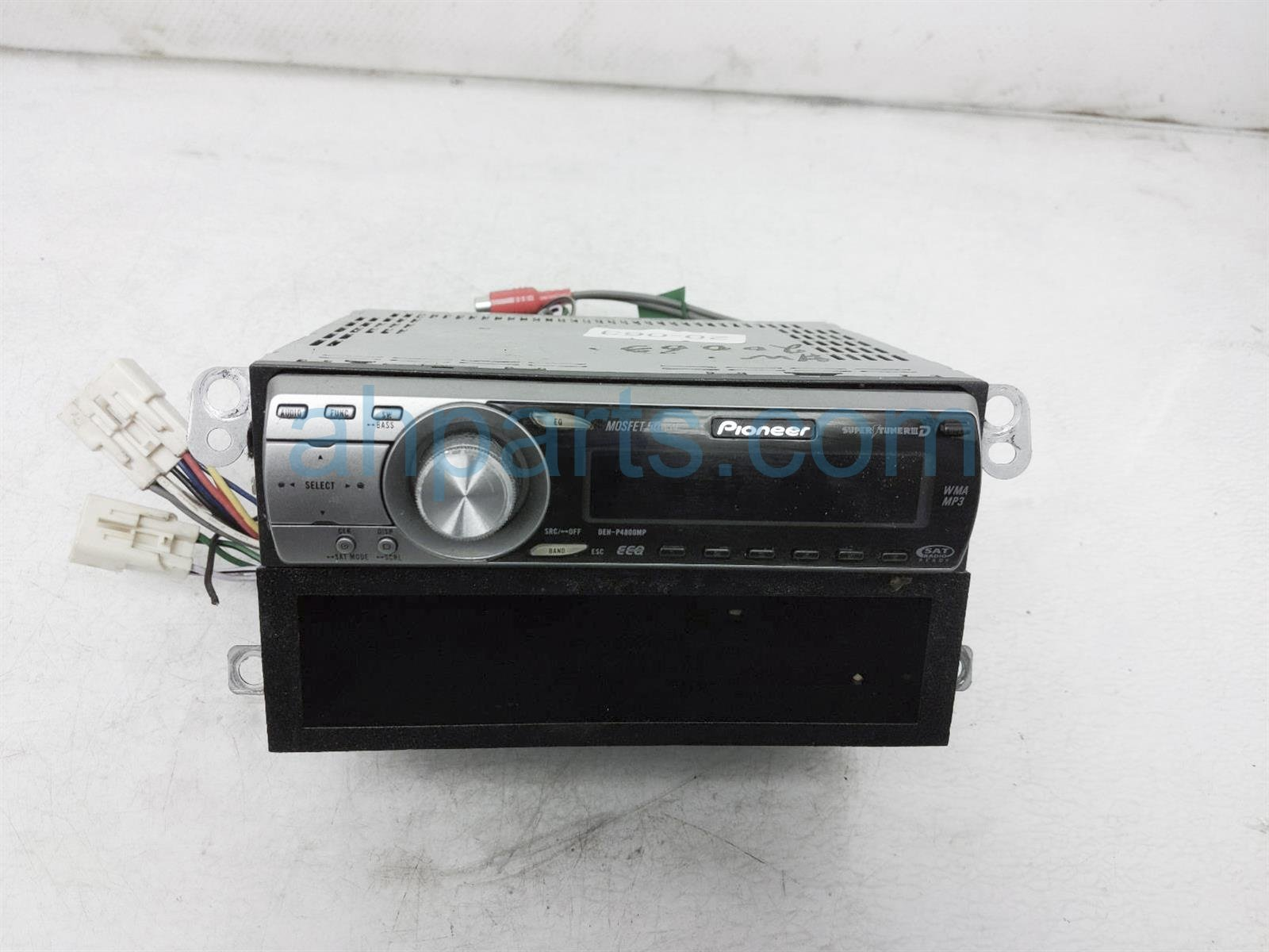 2001 Toyota Camry Pioneer Aftermarket Radio Assy Replacement