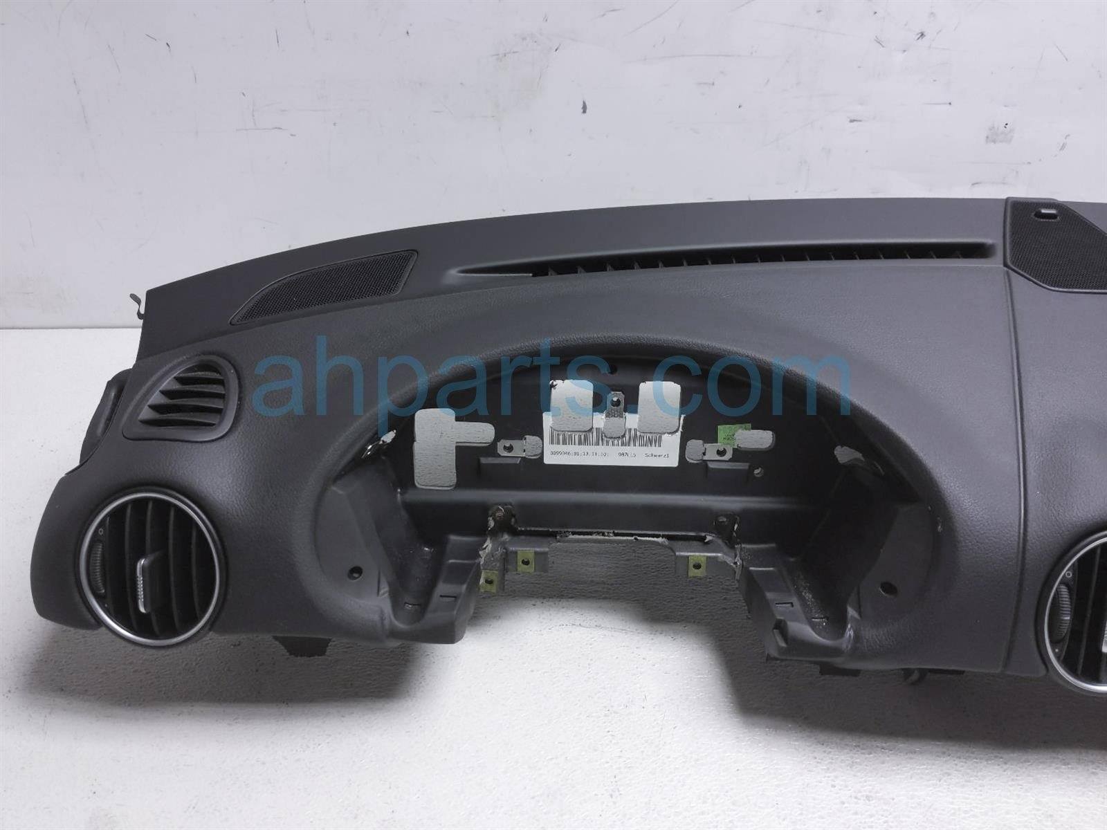 2011 Porsche Cayman Dashboard   Black 987 552 101 21 9L4 Replacement