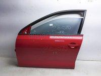 $599 Volkswagen FR/LH DOOR - RED - NO MIRROR/PANEL