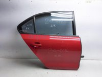 $550 Volkswagen RR/RH DOOR - RED - NO INSIDE PANEL