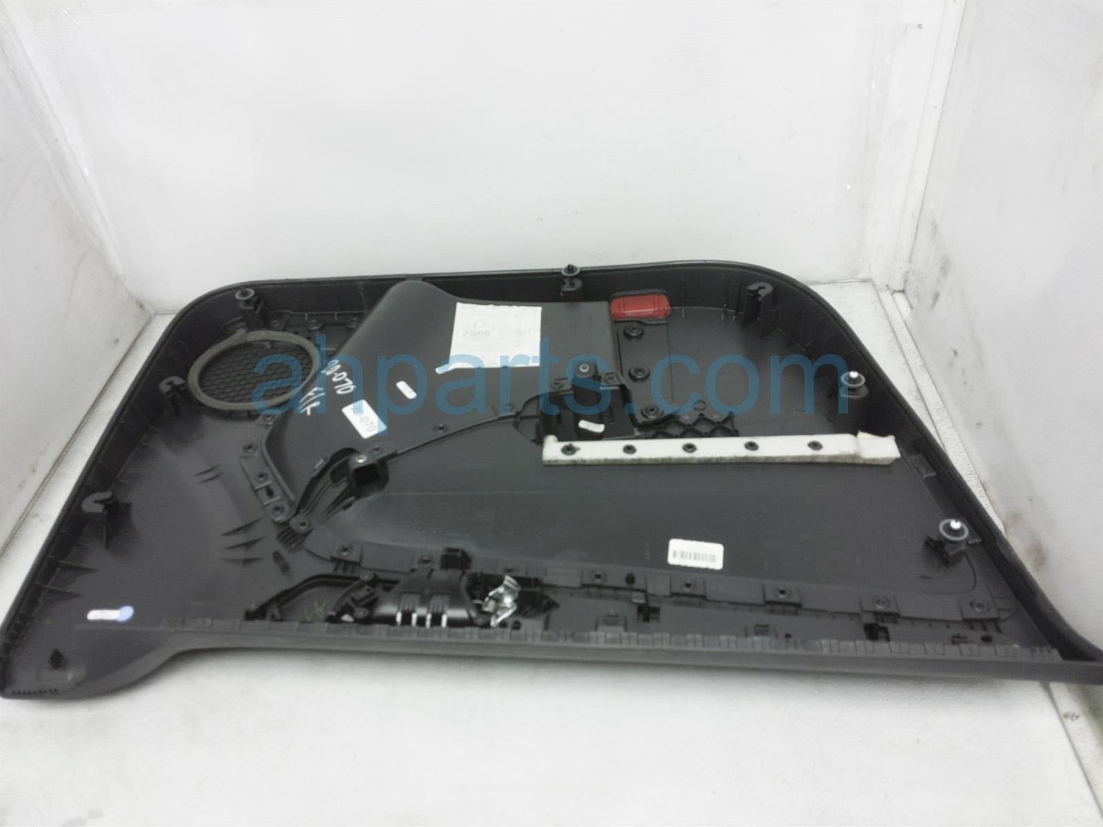 2018 Volkswagen Jetta Trim / Liner Front Passenger Interior Door Panel   Black 5C7 867 012 P AHA Replacement