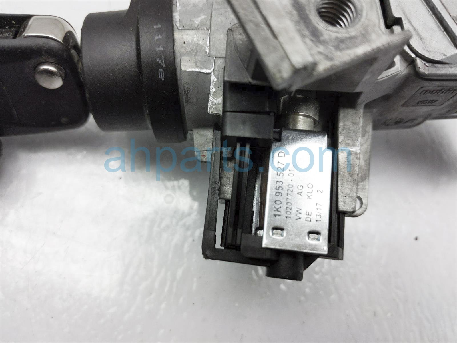 Sold 2018 Volkswagen Jetta Column At Ignition Switch + Key 5C6 905 841 Replacement