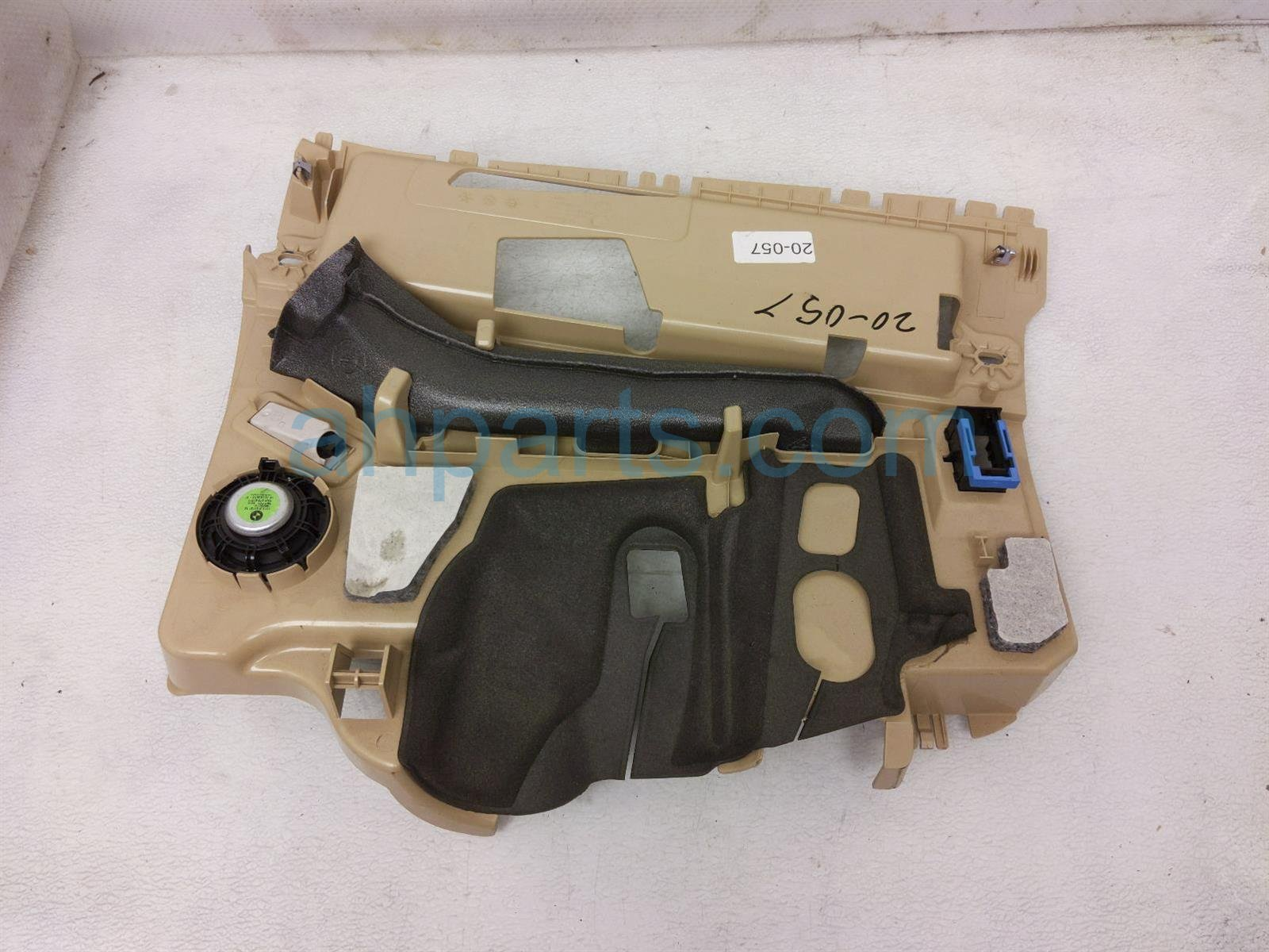2011 BMW 550i Speaker Assy 65 13 9 151 127 Replacement