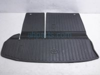 $38 Toyota CARGO LINER TRAY - BLACK