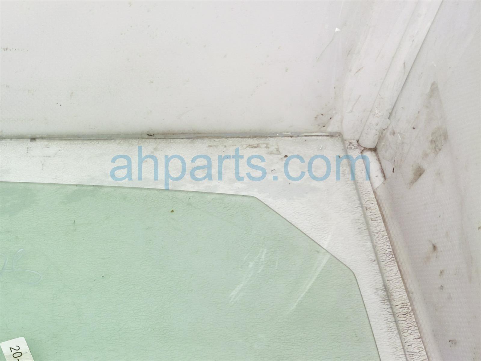 2009 Toyota Prius Rear Driver Door Glass Window 68104 47041 Replacement