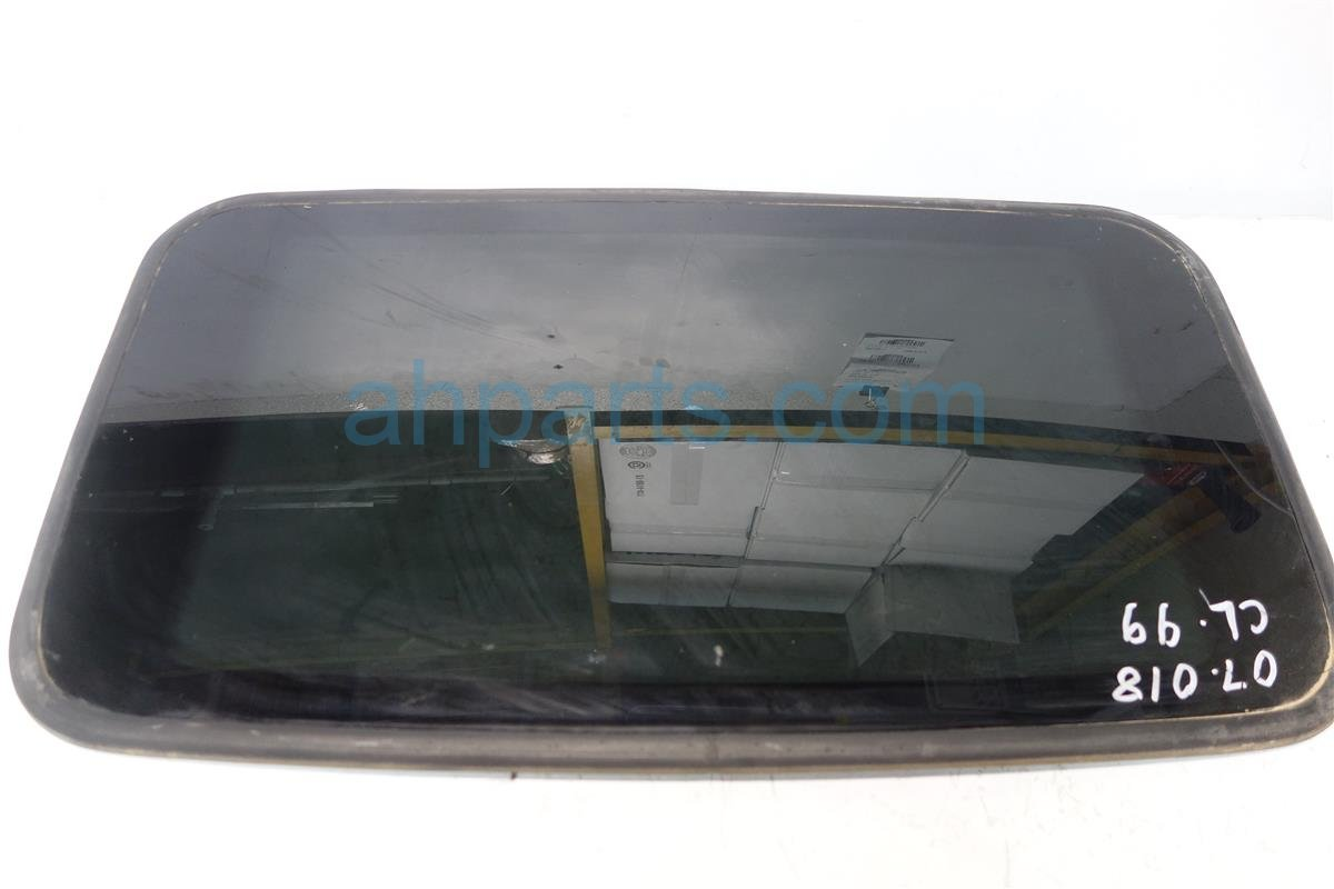 1999 Acura CL Sunroof window SUN ROOF GLASS 70200 SY8 A01 70200SY8A01 Replacement