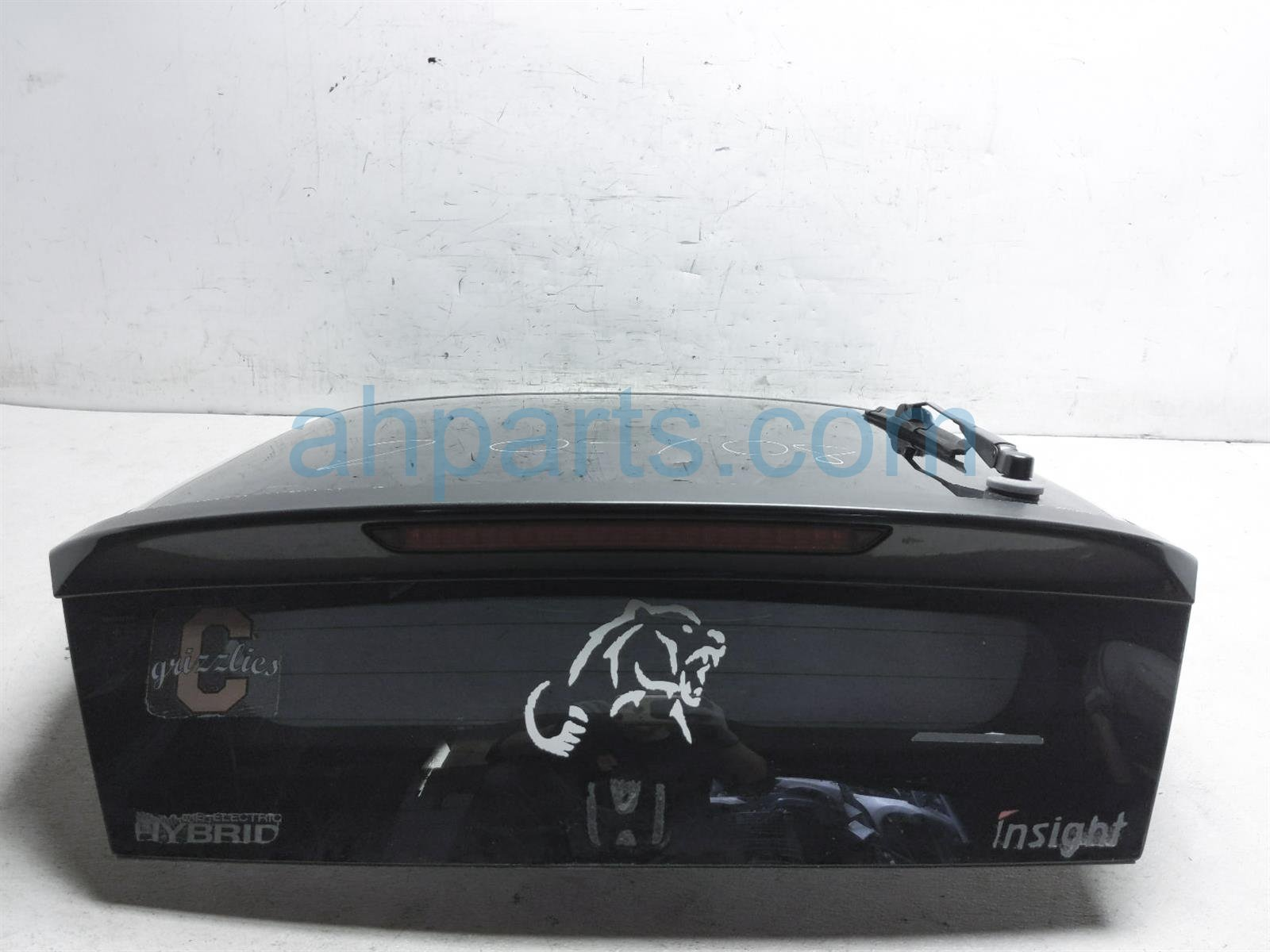 2003 Honda Insight Deck Trunk Lid Lift Gate / Tail Gate   Grey 68100 S3Y A90ZZ Replacement