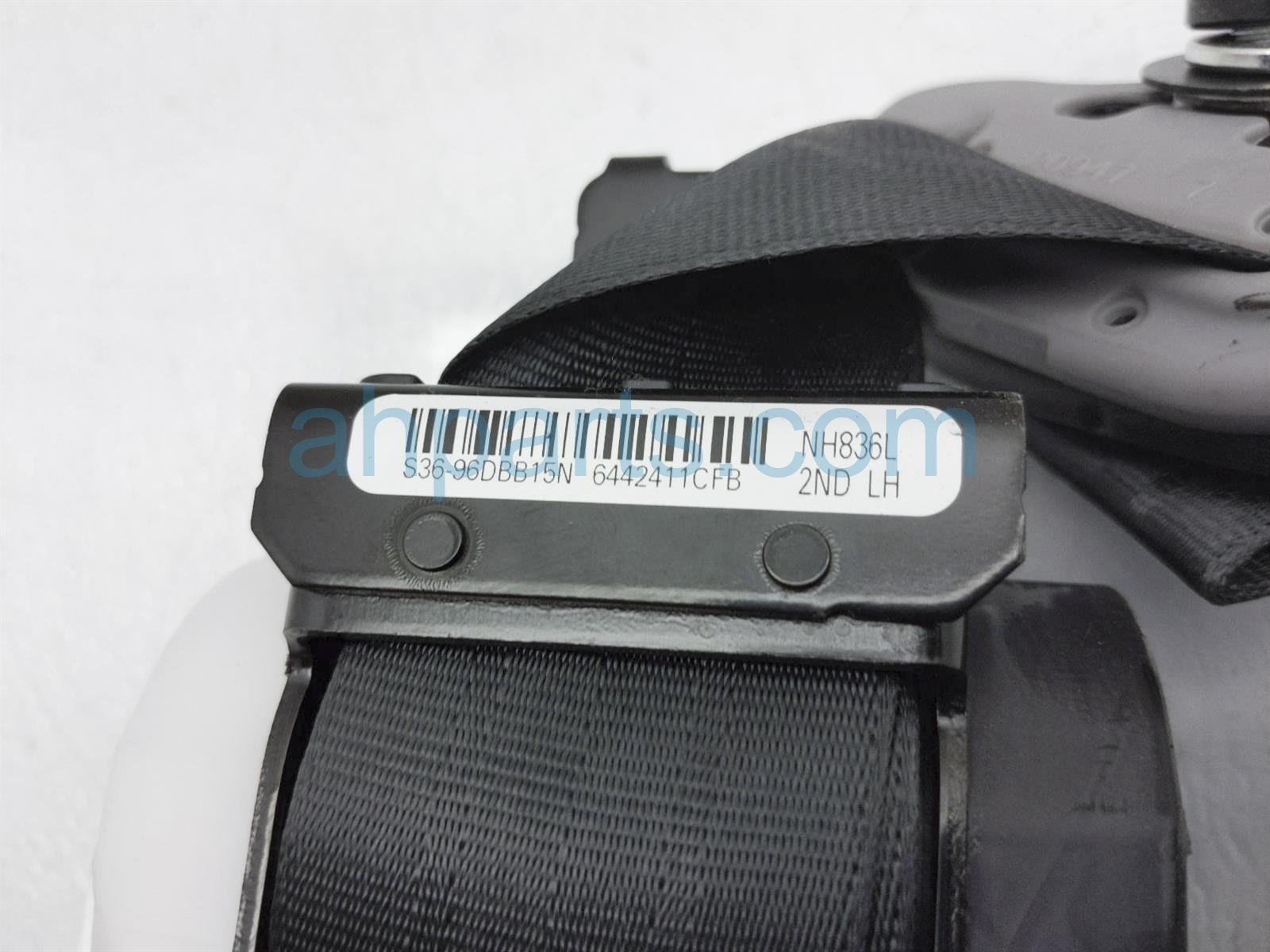 2019 Honda Pilot Rear 2nd Row Driver Seat Belt   Black 04868 TG7 A21ZB Replacement