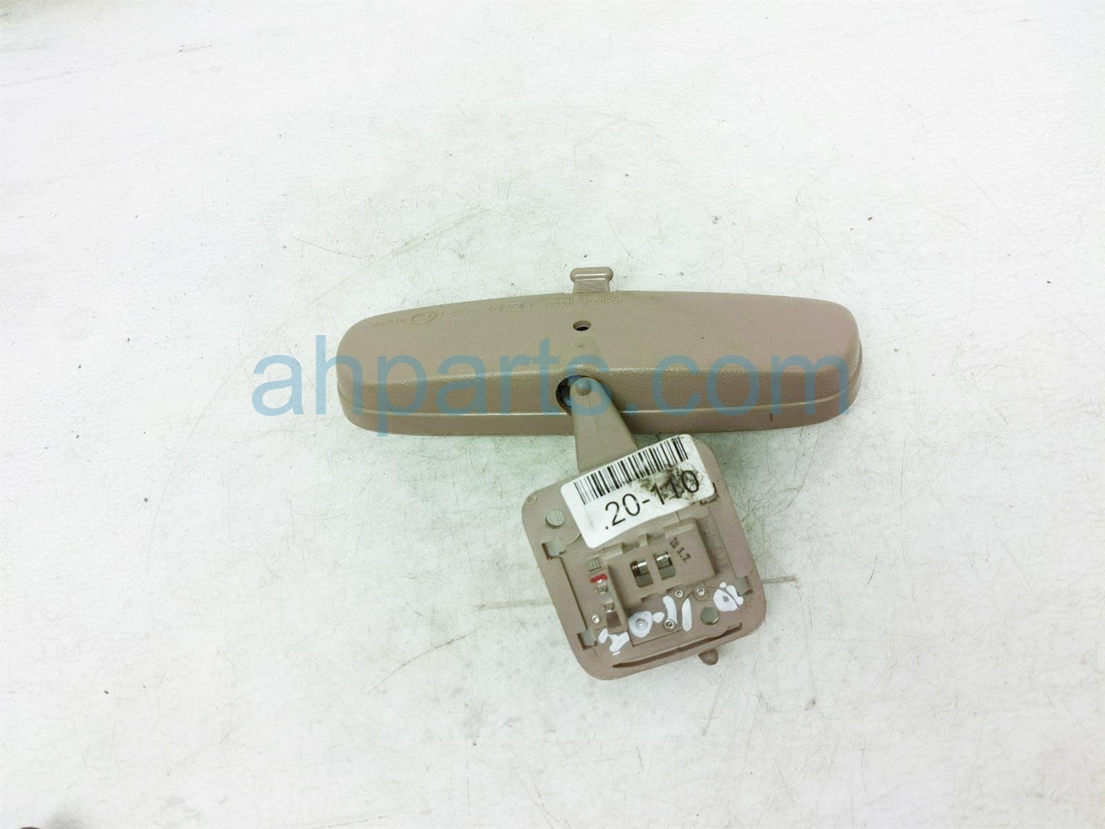 Sold 2000 Toyota Tacoma Inside / Interior Rear View Mirror 87810 04040 E0 Replacement