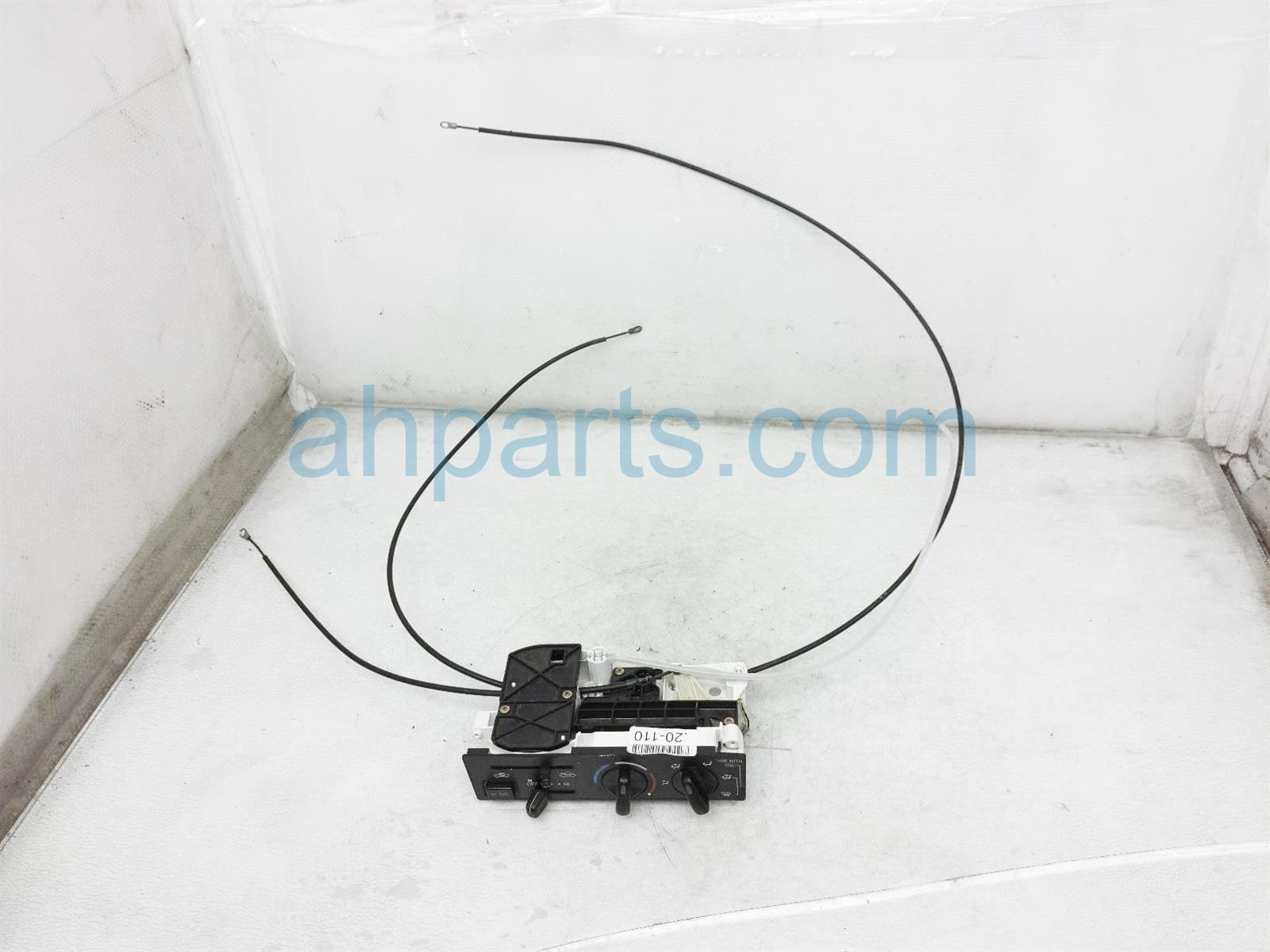 2000 Toyota Tacoma Temperature Climate Heater/ac Control(on Dash) 55910 35121 Replacement