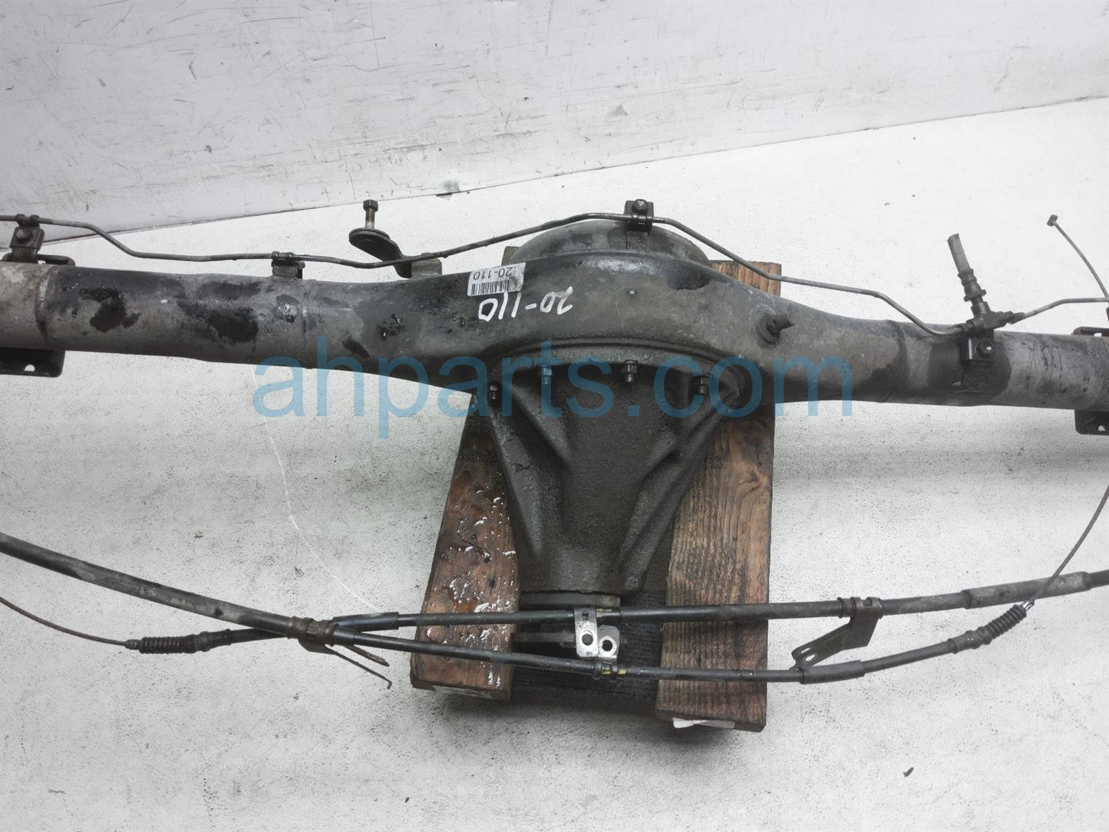 2000 Toyota Tacoma Rear Differential + Axle Beam Assy 42110 35580 Replacement