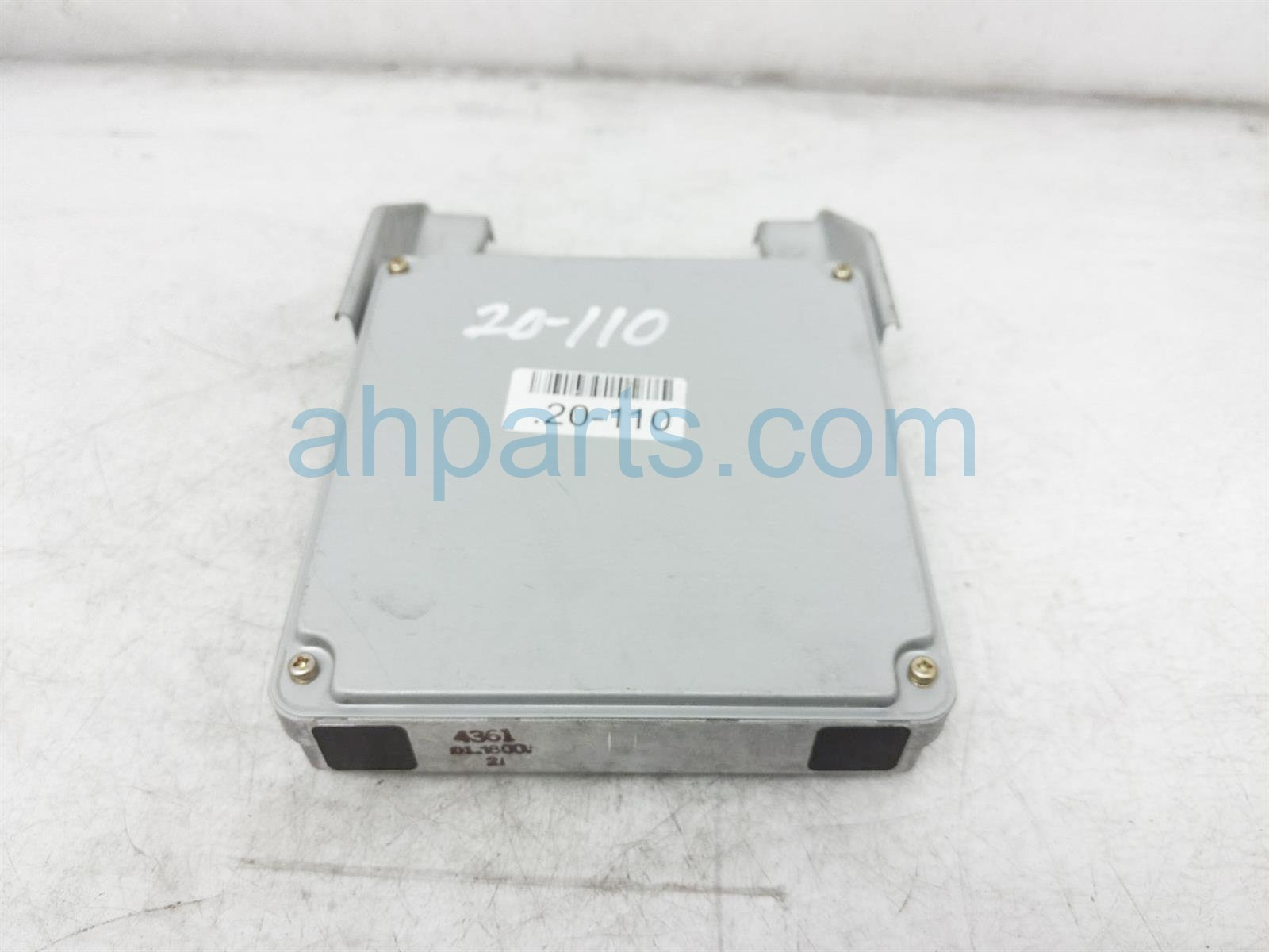 2000 Toyota Tacoma Ecu / Computer Engine Control Module   4x2 At Fed 89661 04560 84 Replacement