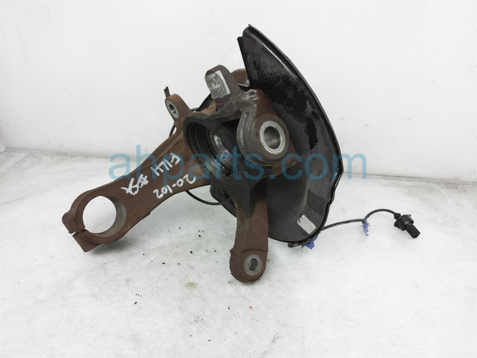 2016 Honda Pilot Front Driver Spindle Knuckle Hub 51216 TZ5 A00 Replacement