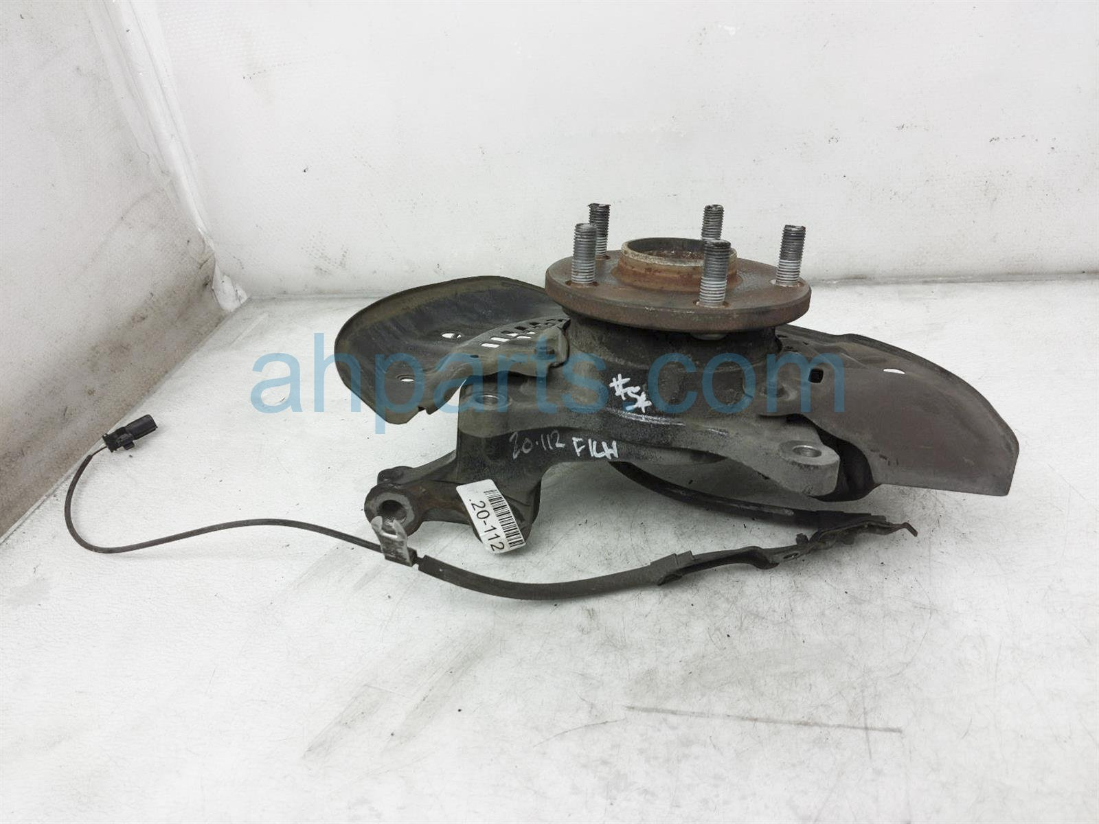 2013 Toyota Sienna Front Driver Spindle Knuckle Hub 67002 08061 Replacement