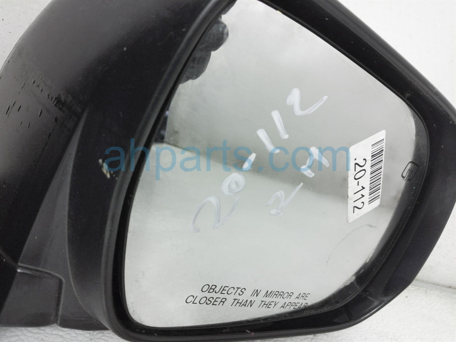 2013 Toyota Sienna Rear Passenger Side View Mirror   White 87910 08094 A0 Replacement