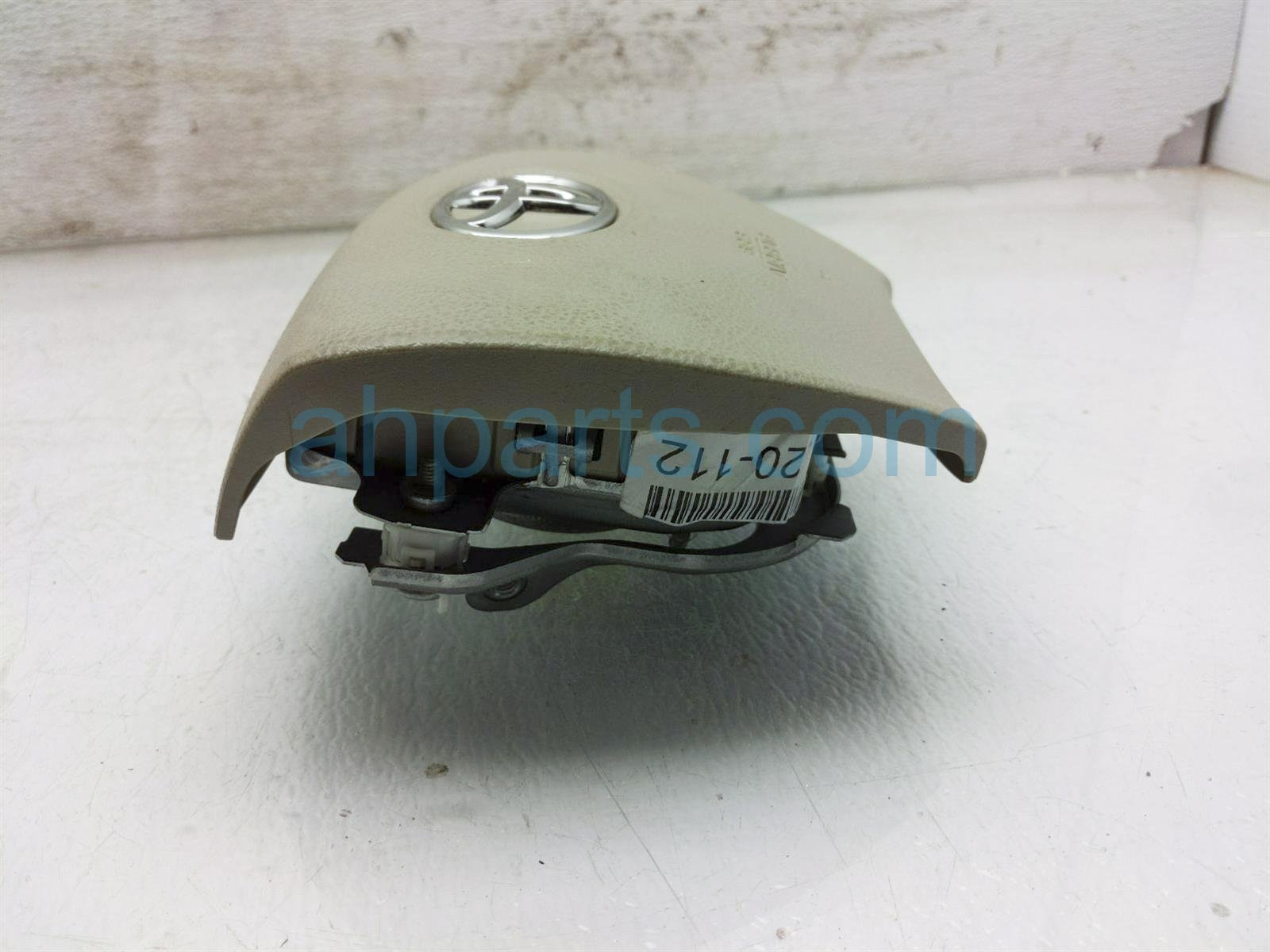 2013 Toyota Sienna Driver Wheel Airbag   Tan 45130 08080 E0 Replacement