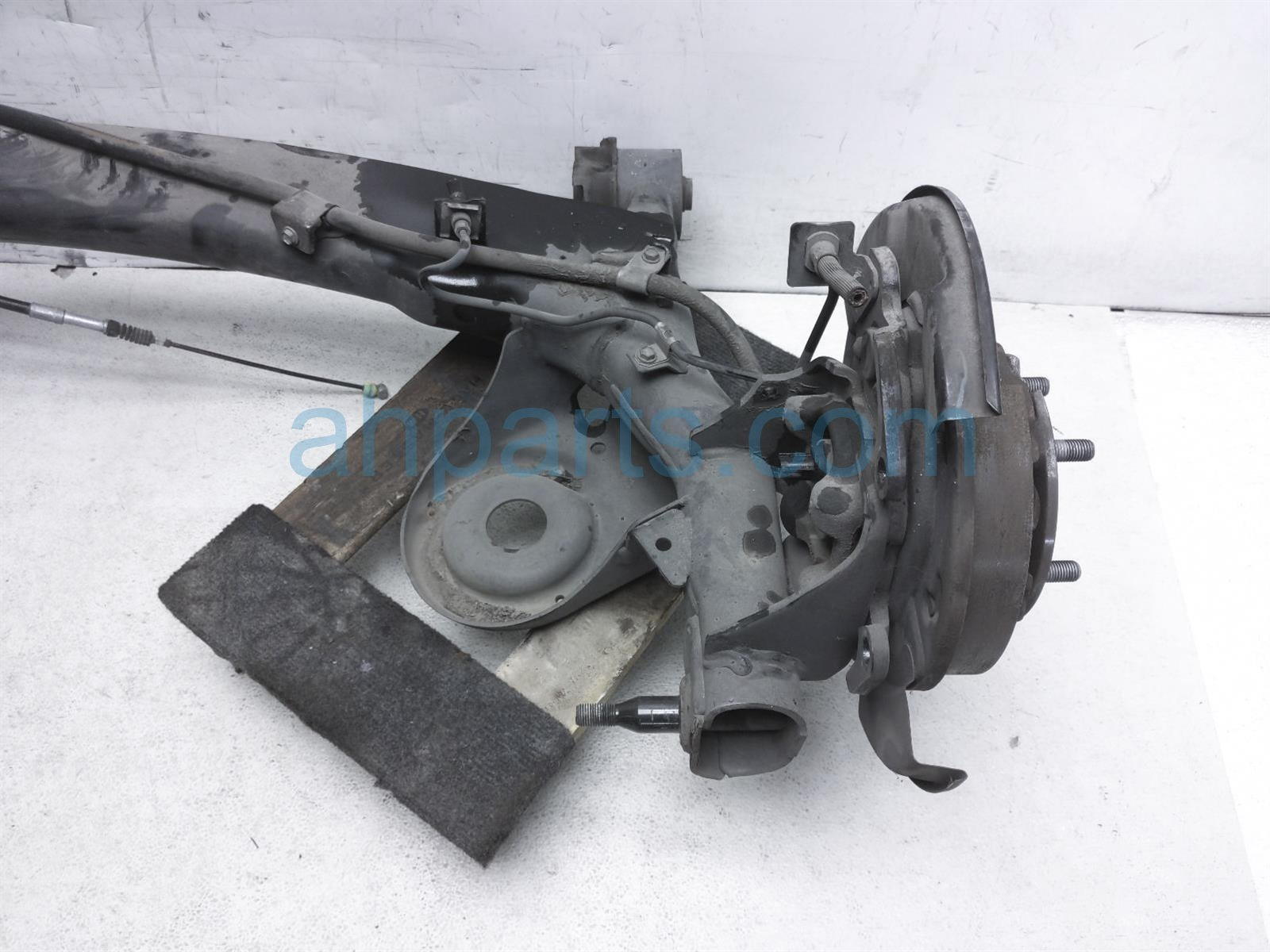 2013 Toyota Sienna Rear Loaded Axle Beam 42110 08040 Replacement