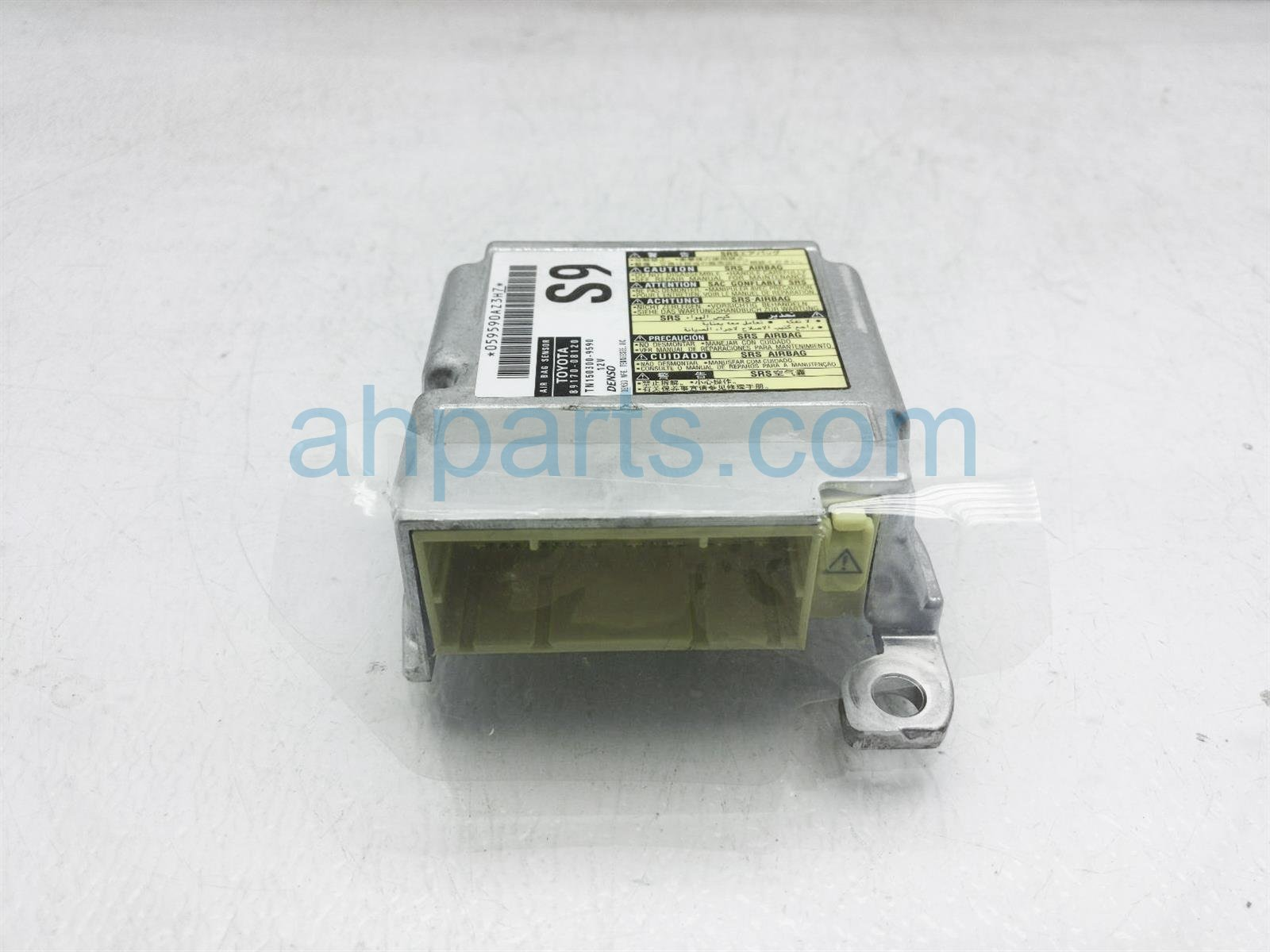 2013 Toyota Sienna Srs Air Bag Computer Module 89170 08150 Replacement
