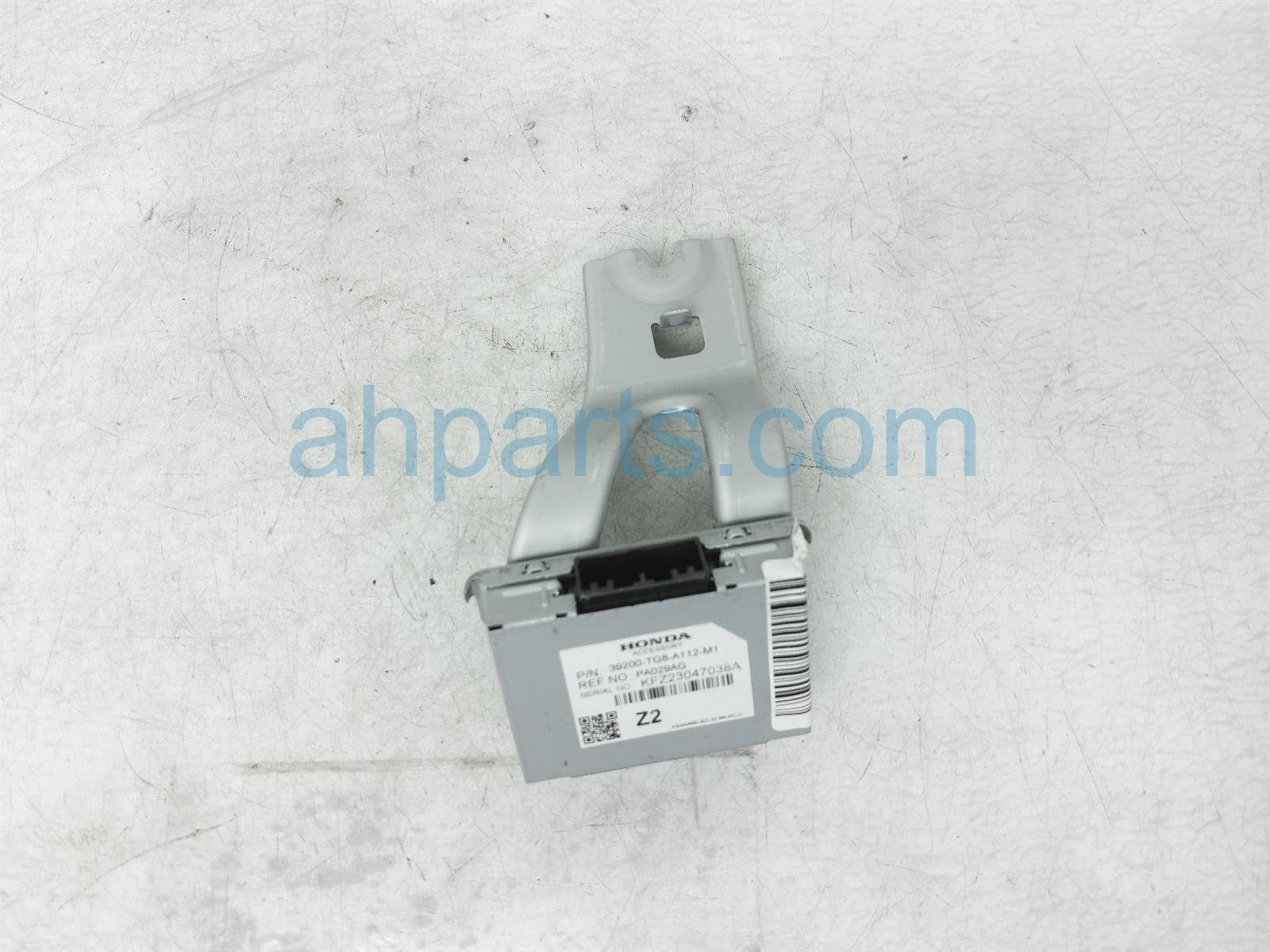 2019 Honda Pilot Active Noise Control Unit 39200 TG8 A11 Replacement