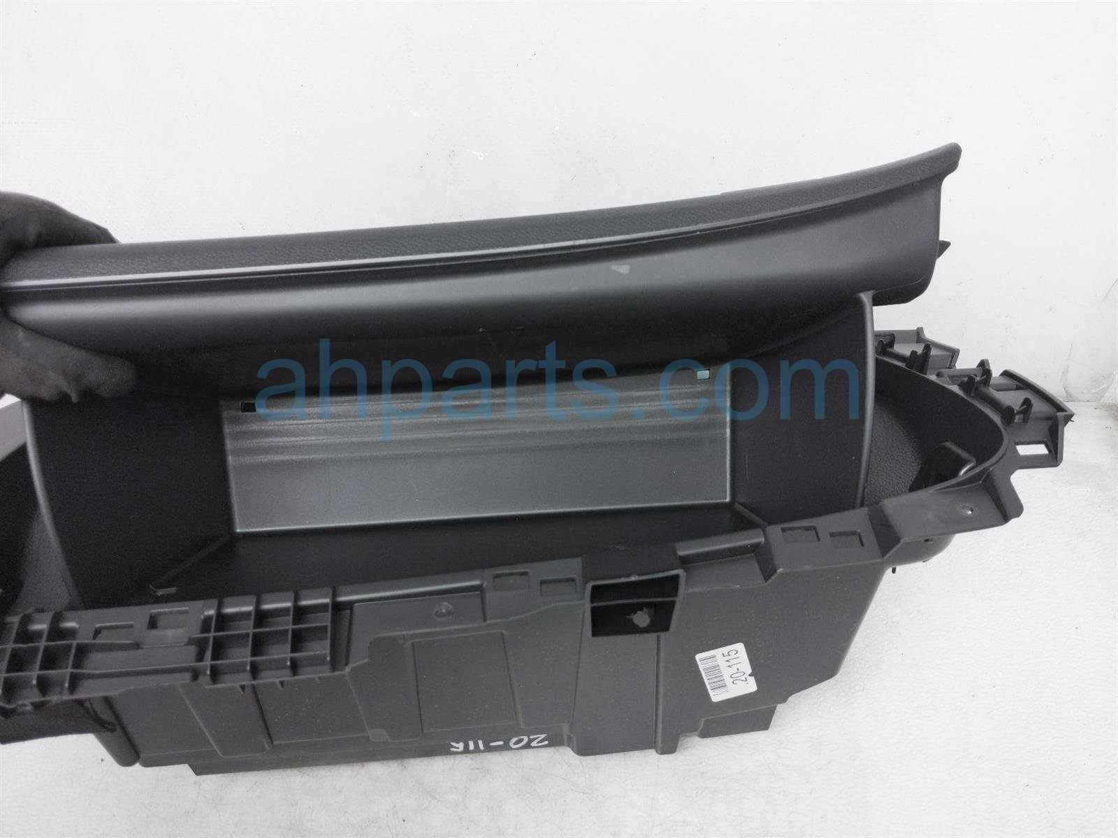 2019 Honda Passport Glove Compartment Box   Black 77500 TG7 A13ZB Replacement