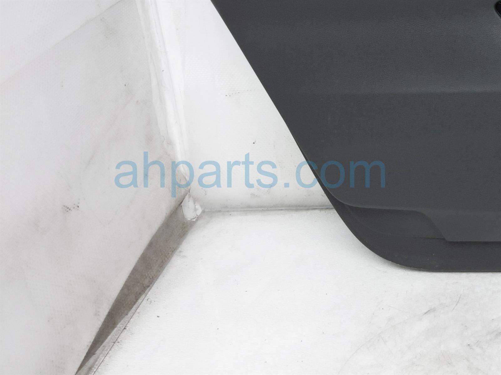 2019 Honda Passport Trim / Liner Rear Driver Interior Door Panel   Black 83751 TGS A61ZA Replacement