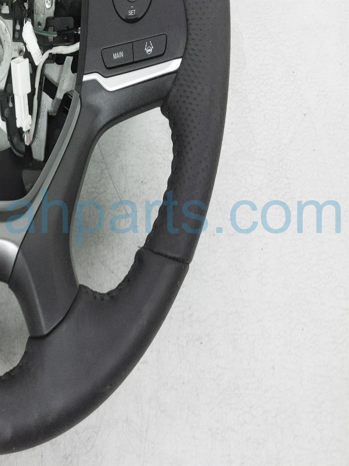 2019 Honda Passport Steering Wheel   Black Leather 78500 TGS A01ZA Replacement