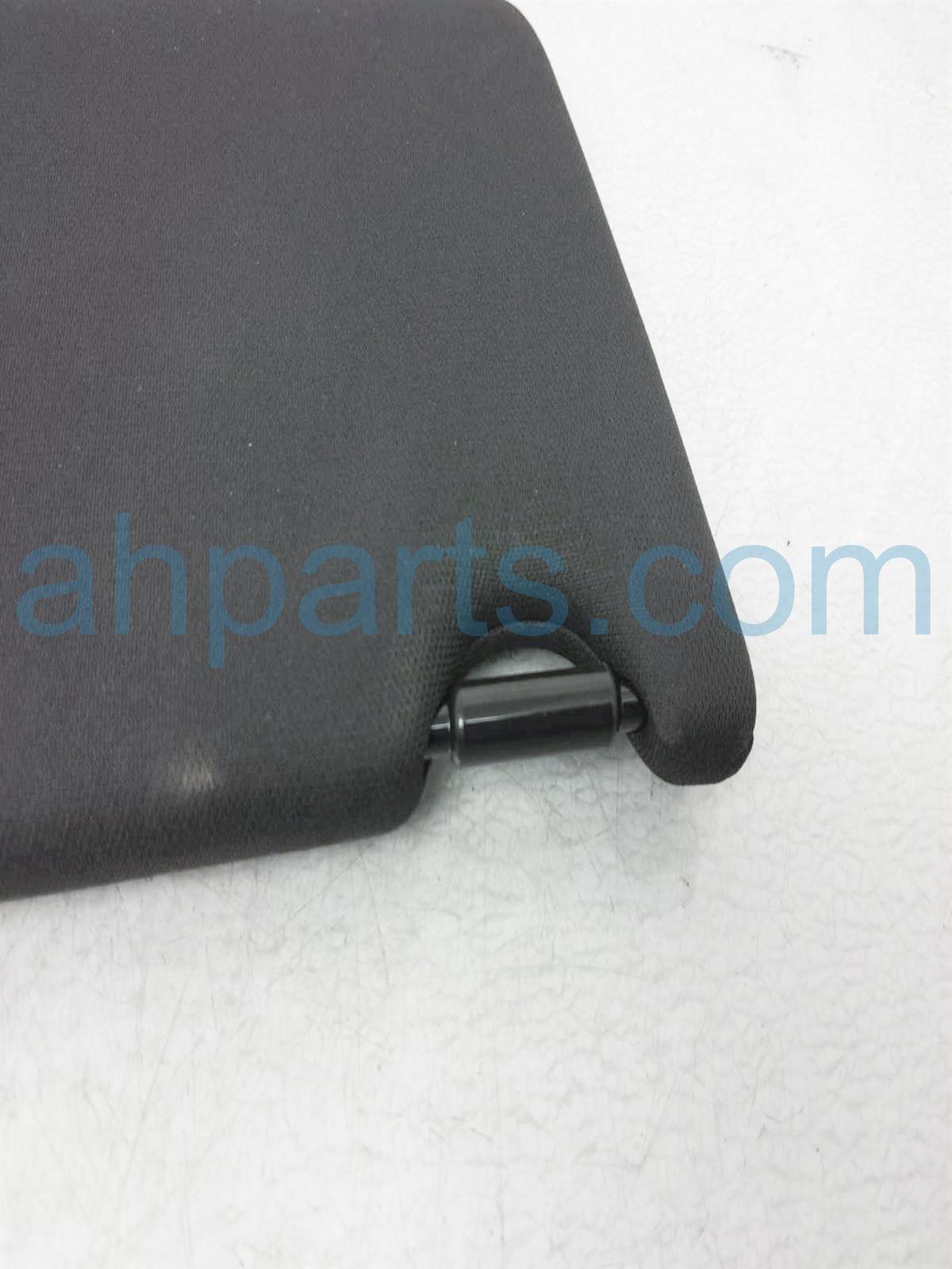 2019 Honda Passport Passenger Sun Visor   Black 83230 TG7 A12ZC Replacement