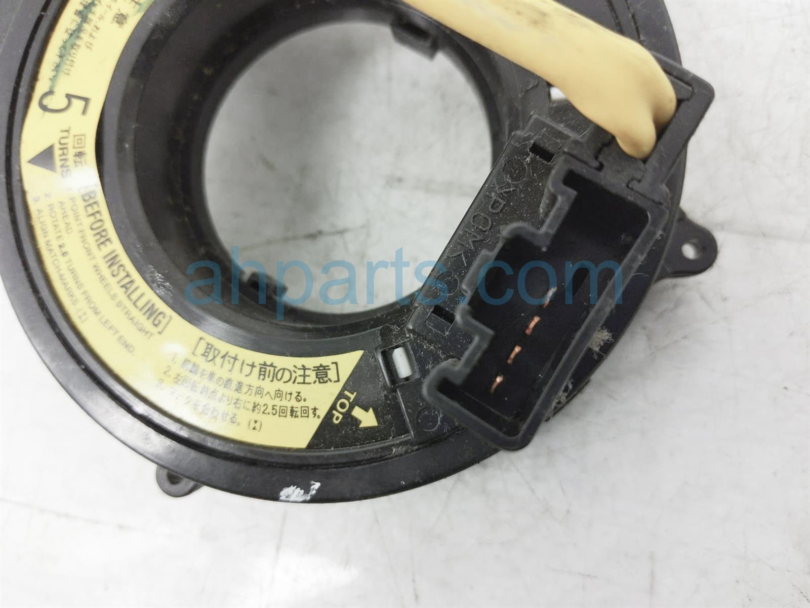2000 Toyota Tacoma Clock Spring Reel Assy 84306 06010 Replacement