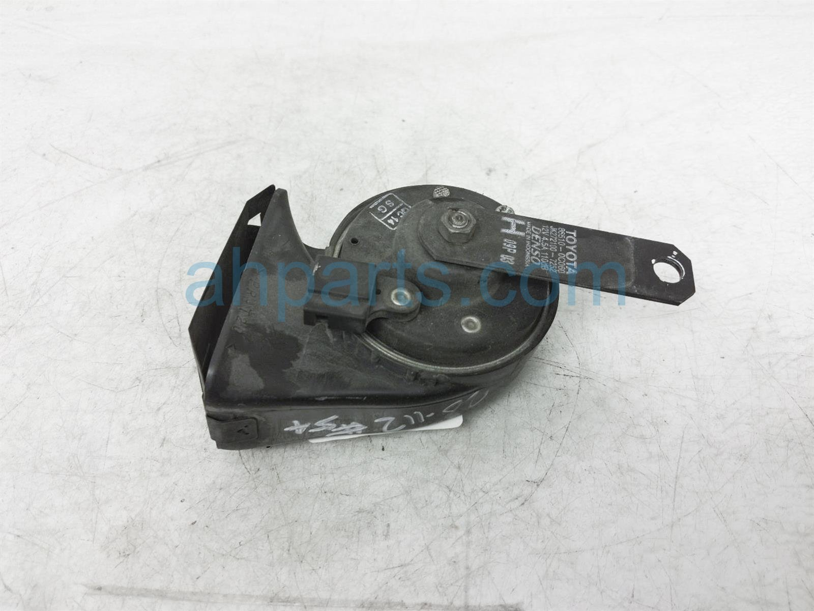 2013 Toyota Sienna High Note Horn 86510 0C060 Replacement