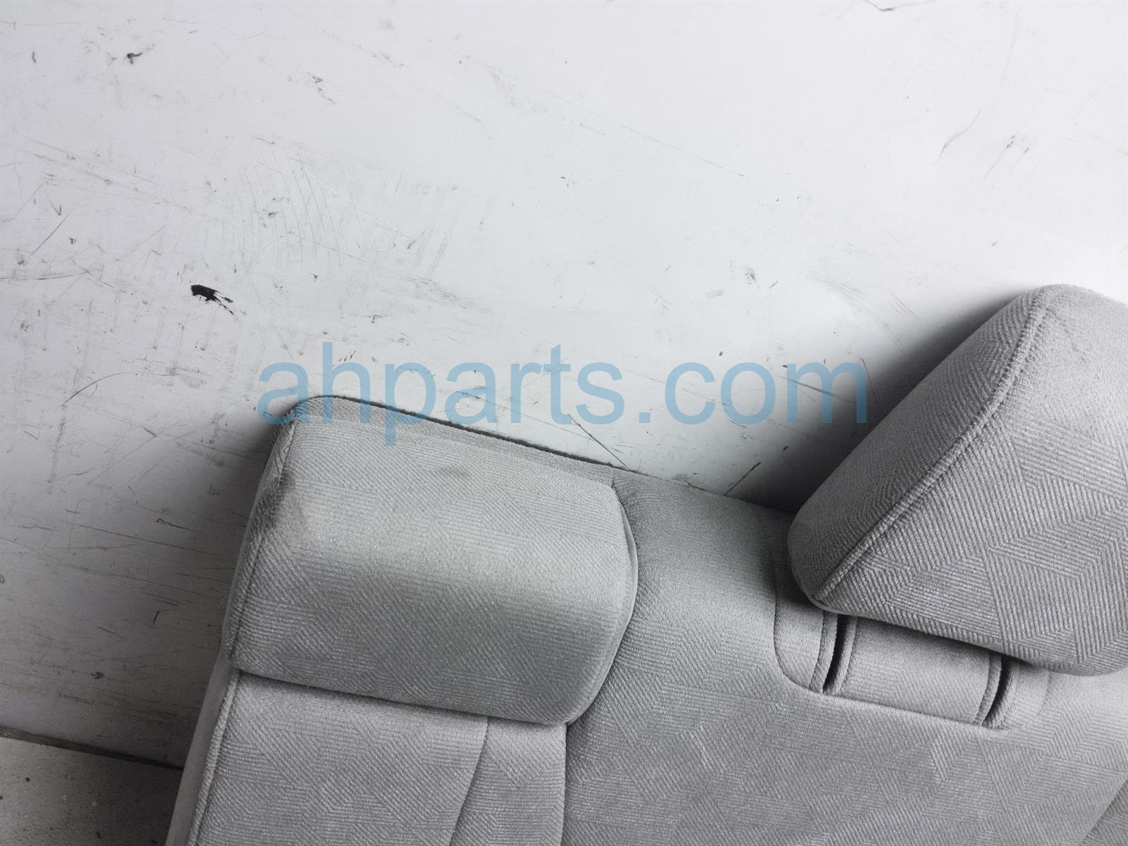 2019 Honda Pilot Rear / Back (3rd Row) 3rd Row Driver Seat Upper Portion   Gray 82521 TG7 L01ZC Replacement