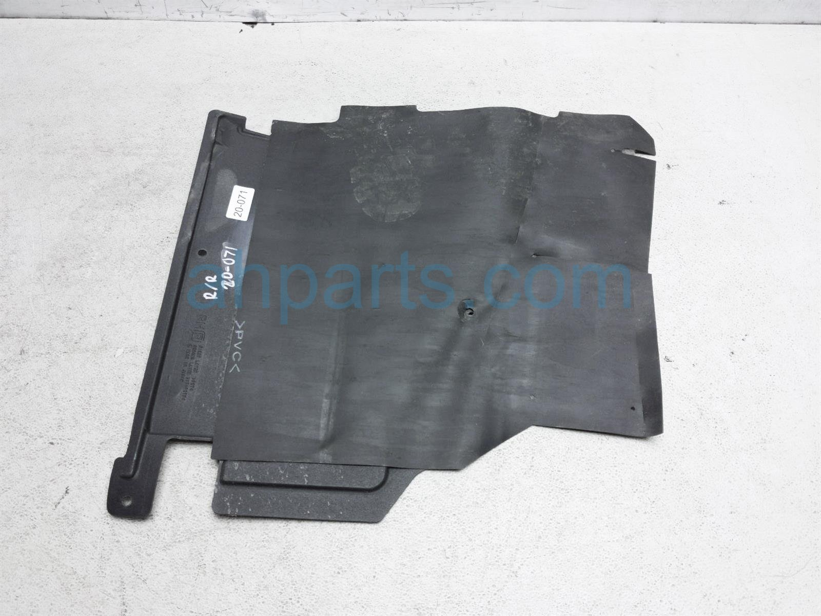 Sold 2007 Subaru Impreza Passenger Cargo Bulkhead Trim Cover 94511FE040 Replacement