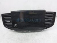 Honda RADIO NAV DISPLAY UNIT