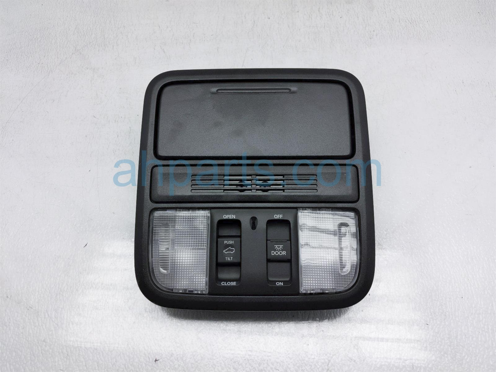 2019 Honda Passport Map Light / Roof Console   Black 34404 TK8 A01 Replacement