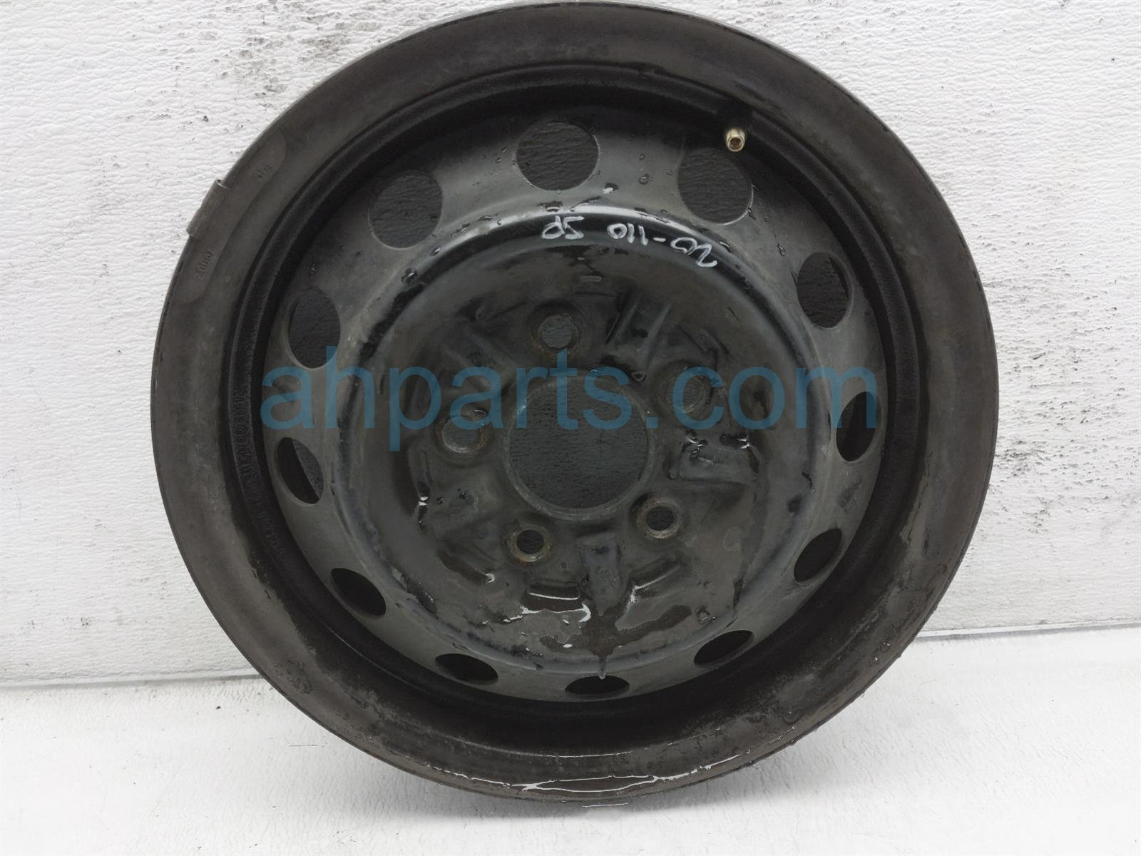 2000 Toyota Tacoma Rim 14x5 Spare Steel Wheel 42601 04090 Replacement