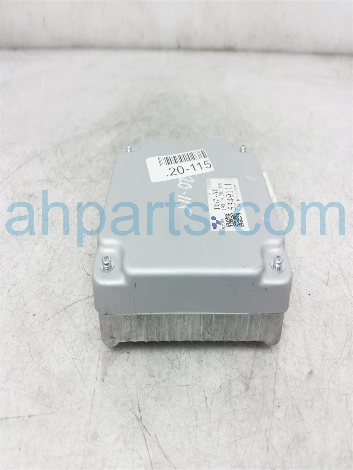 2019 Honda Passport Voltage Stabilizer Module 31600 TG7 A010 M1 Replacement