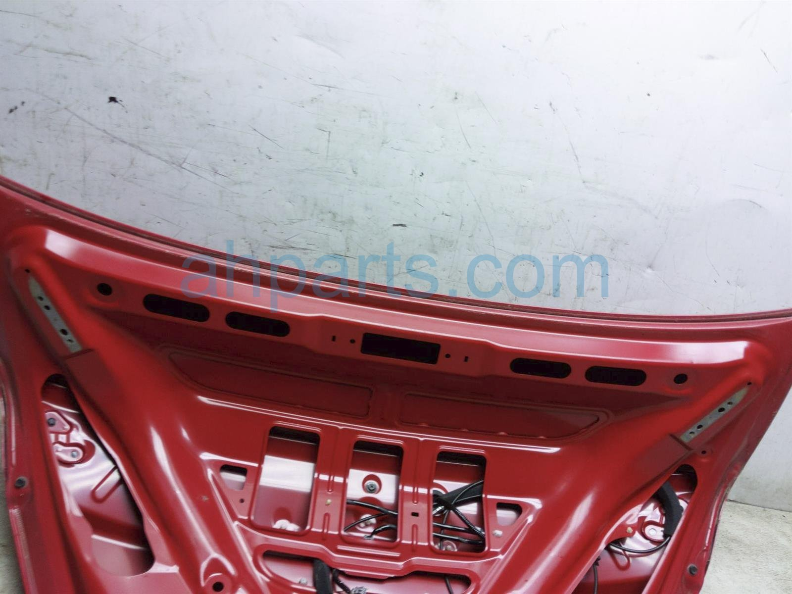 2012 Honda Civic Trunk / Decklid   Red     68500 TS9 A91ZZ Replacement