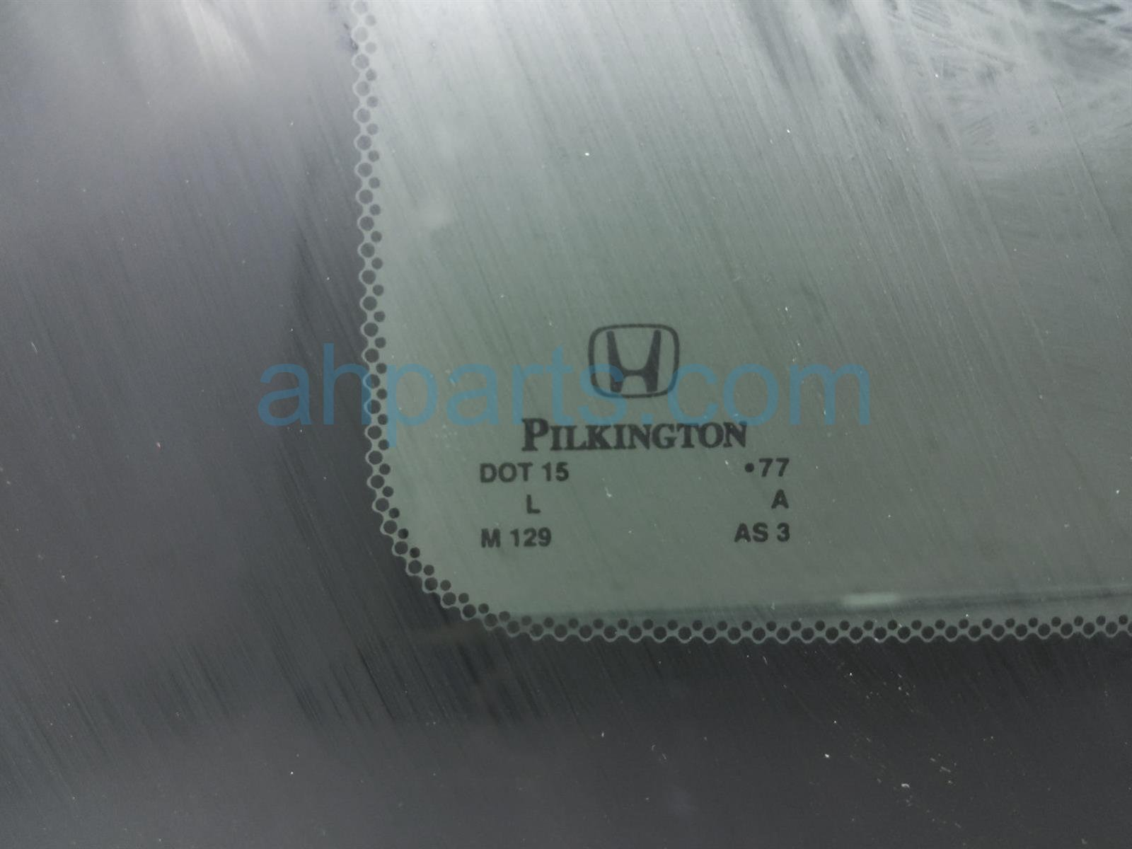 2012 Honda Civic Sunroof / Sun Roof Glass Window 70200 TS8 A02 Replacement