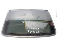 1996 Acura TL Sunroof window SUN ROOF GLASS MNR SCRATCH 70200 SW5 A11 70200SW5A11 Replacement