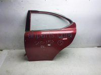 $265 Lexus RR/LH DOOR - RED - SHELL ONLY