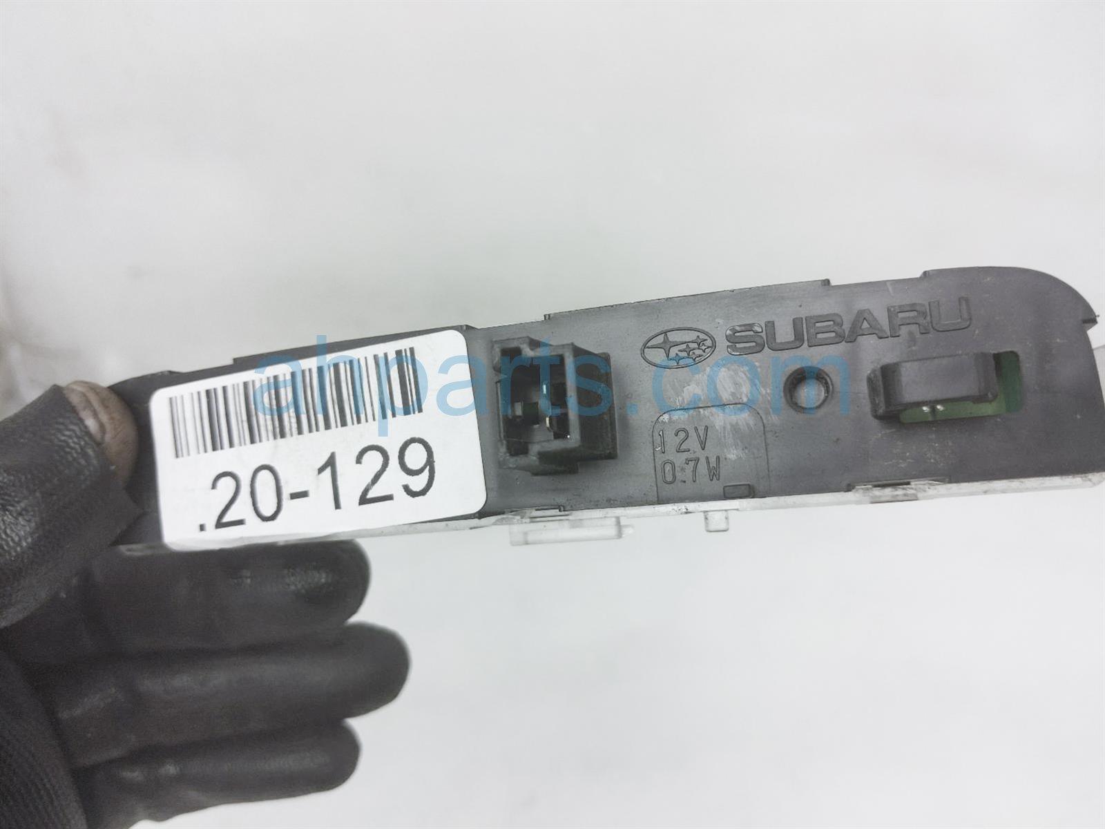 2018 Subaru WRX High Mounted Center / Lamp Third Brake Light 84701VA020VH Replacement