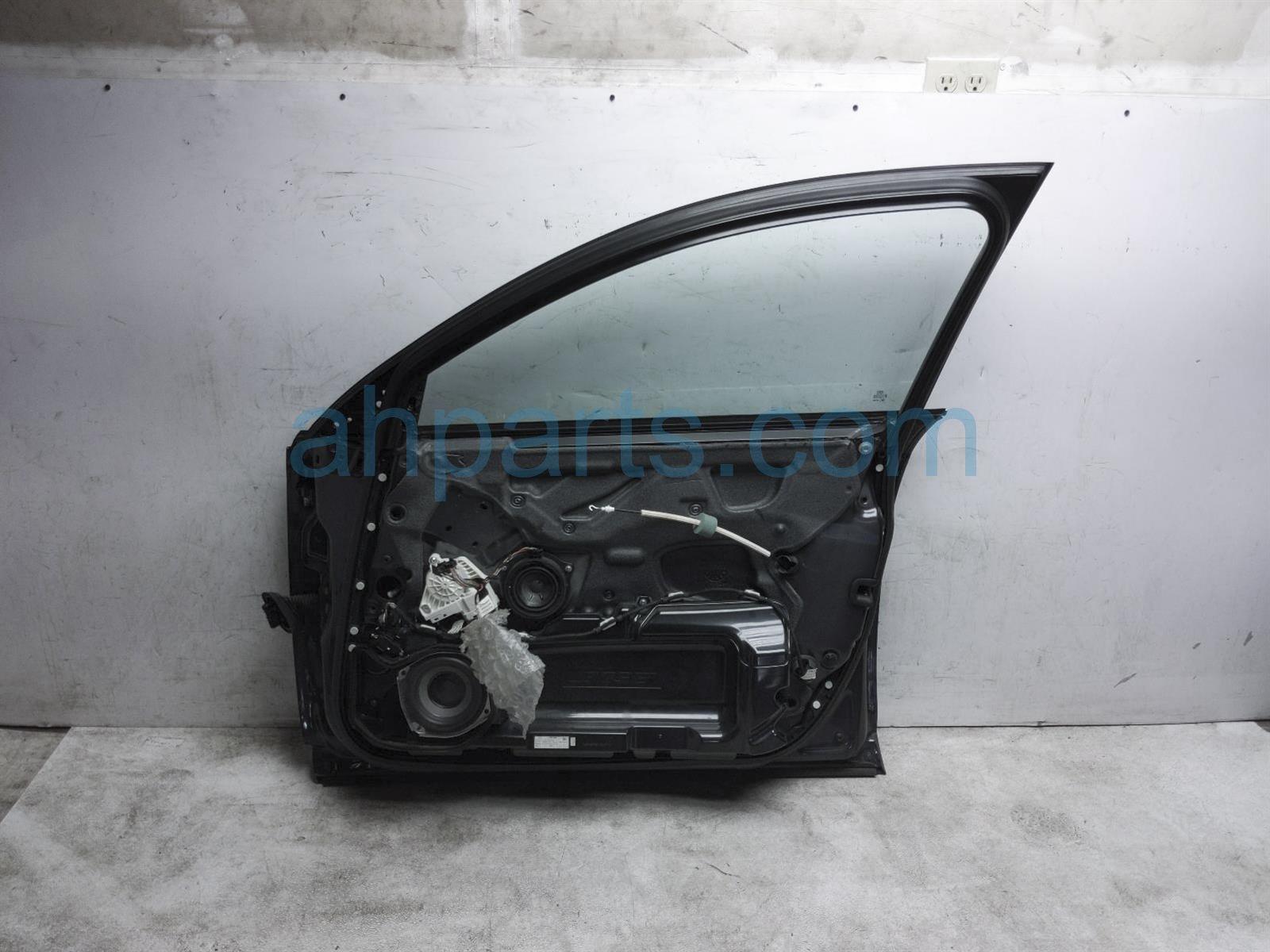 2011 Audi A6 Audi Front Passenger Door   Blue   No Mirror/trim 4F0 831 052 F Replacement