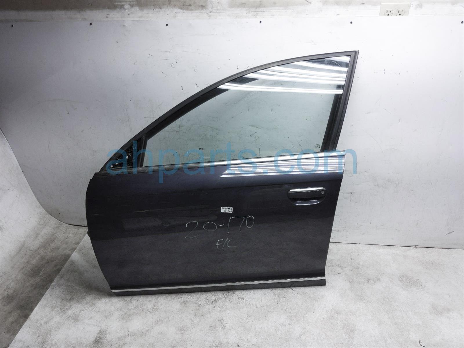 2011 Audi A6 Audi Front Driver Door   Blue   No Mirror/trim 4F0 831 051 F Replacement