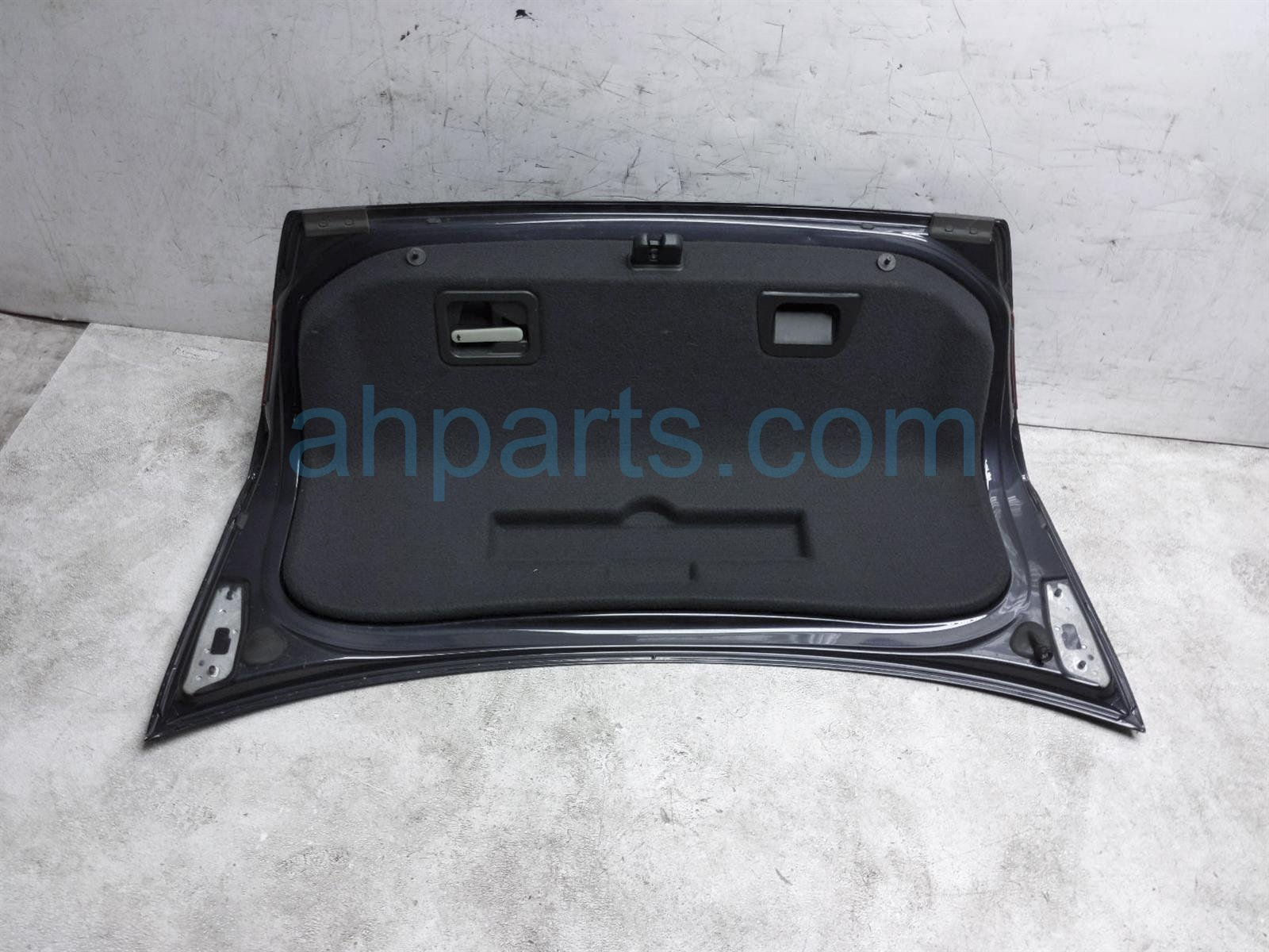 2011 Audi A6 Audi Trunk / Decklid   Blue     4F5827023R Replacement