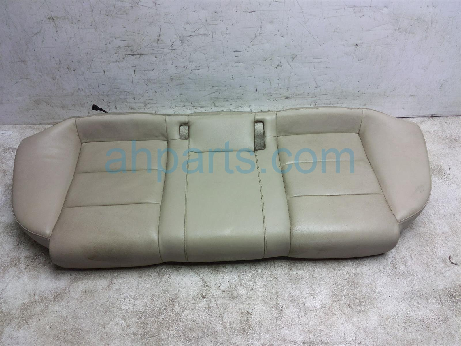 2011 Audi A6 Audi Back (2nd Row) Rear Seat Bottom Cushion   Tan Leath 4F0 885 405 BC VTS Replacement