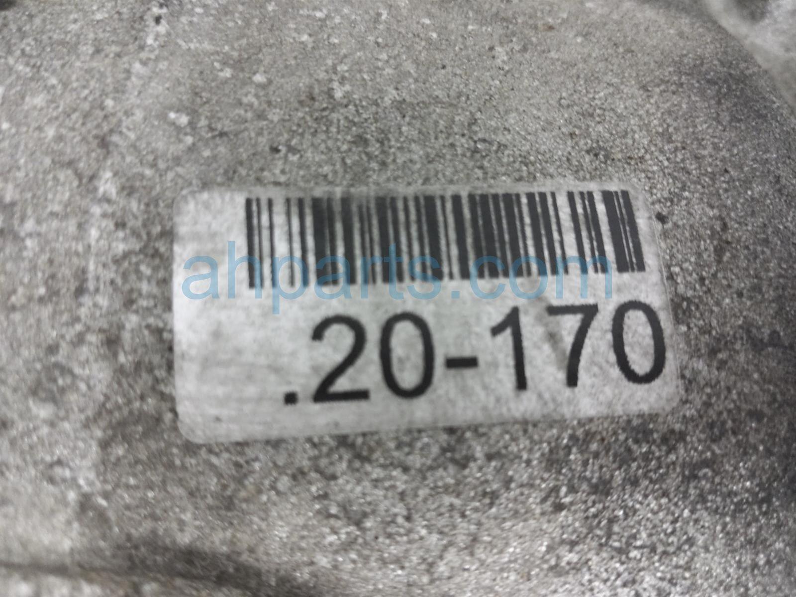 2011 Audi A6 Audi At Transmission = 180k Miles 09L300042H Replacement