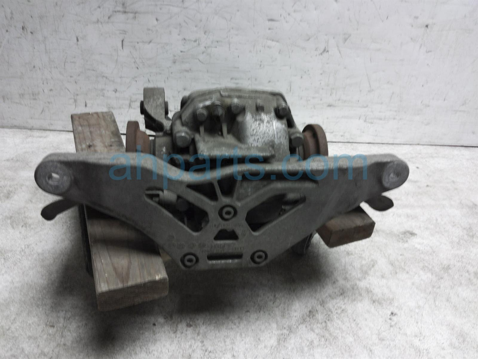 2011 Audi A6 Audi Differential 0AR 500 043 R Replacement