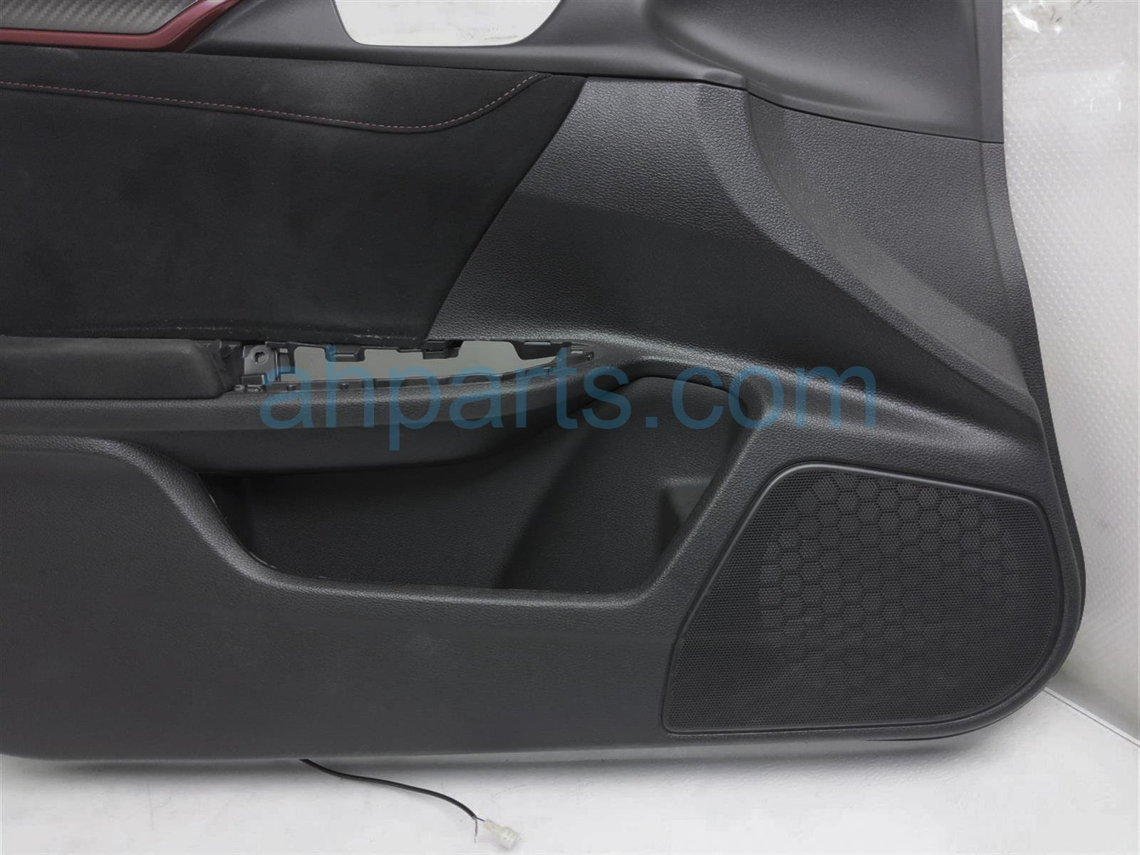 2018 Honda Civic Trim Liner Front Driver Door Panel Black/red Type R 83552 TGH A01ZA Replacement