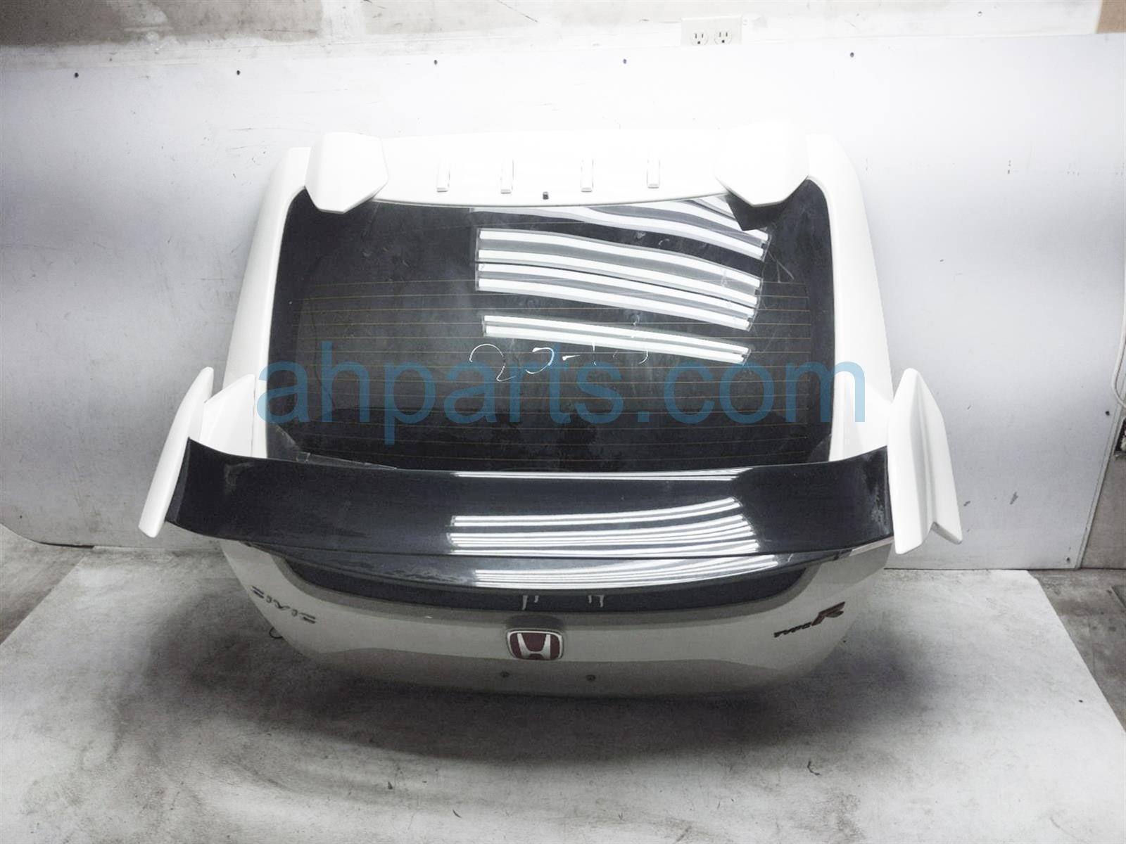 2018 Honda Civic Deck Lid/rear Trunk White Type R 68100 TGH A00ZZ Replacement